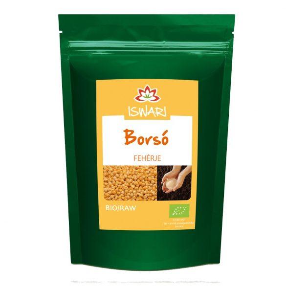 BIO Sárgaborsó protein 80% por 250g