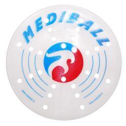 Mediball átlátszó hártya