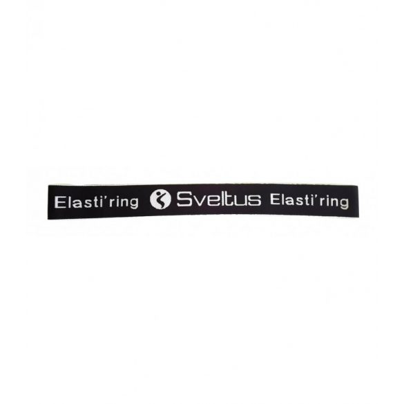 SVELTUS ELASTI'RING 10KG TEXTIL GUMIGYŰRŰ