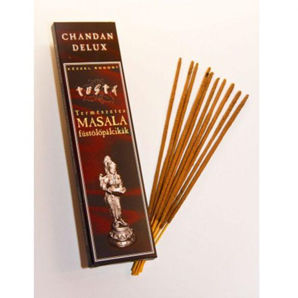 Chandan deluxe füstölő Puspa