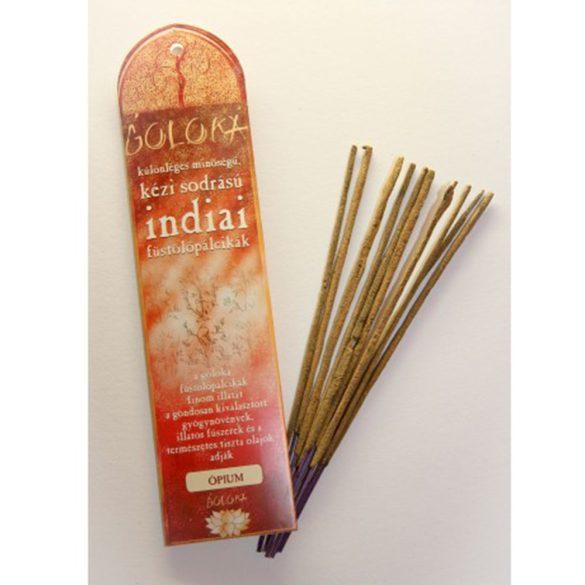 Ópium füstölő Goloka