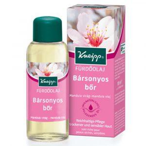 Kneipp bársonyos bőr fürdőolaj 100 ml