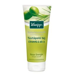 Kneipp citromfű&oliva natúr testápoló tej 200ml