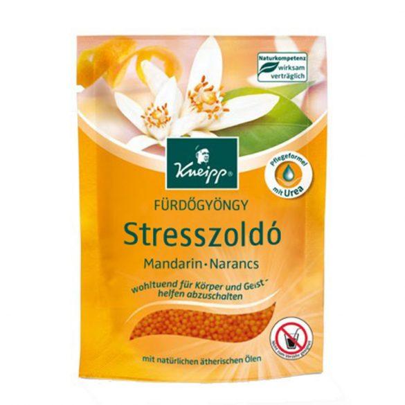 Stresszoldó fürdőgyöngy 80g