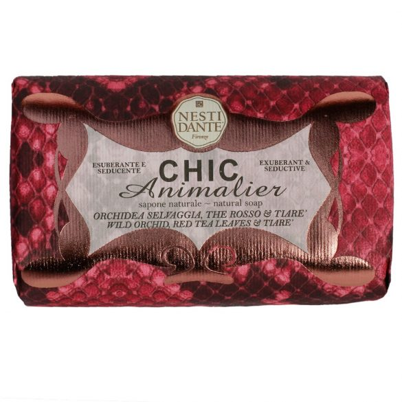 Chic Animalier Red Phyton - 250g