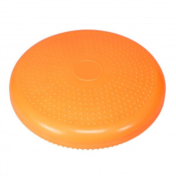 Coxim egyensúlyozó párna (tüskés, narancssárga)