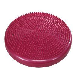 Coxim egyensúlyozó párna (tüskés, piros)