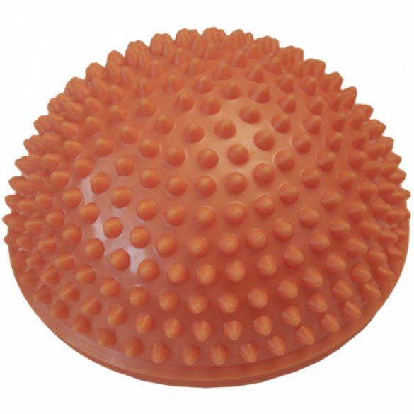 Egyensúlyozó és masszírozó félgömb (narancs)