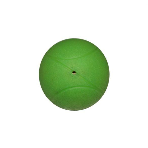Zöld, puha, gumilabda